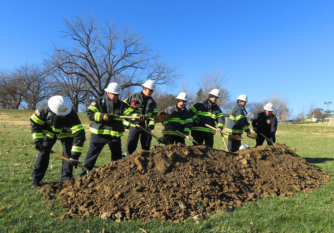 Prairie Village Breaks Ground on New Fire Station