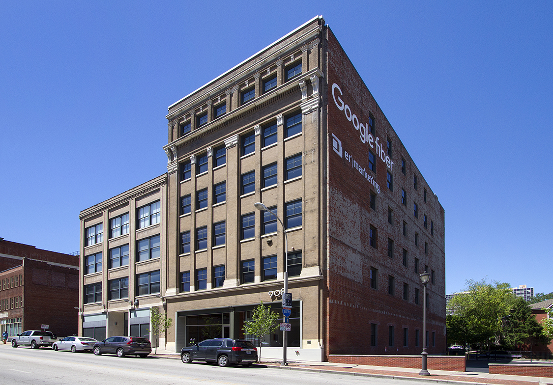 Newmark Grubb Zimmer Capital Markets Team Sells Google Fiber Building in Downtown Kansas City