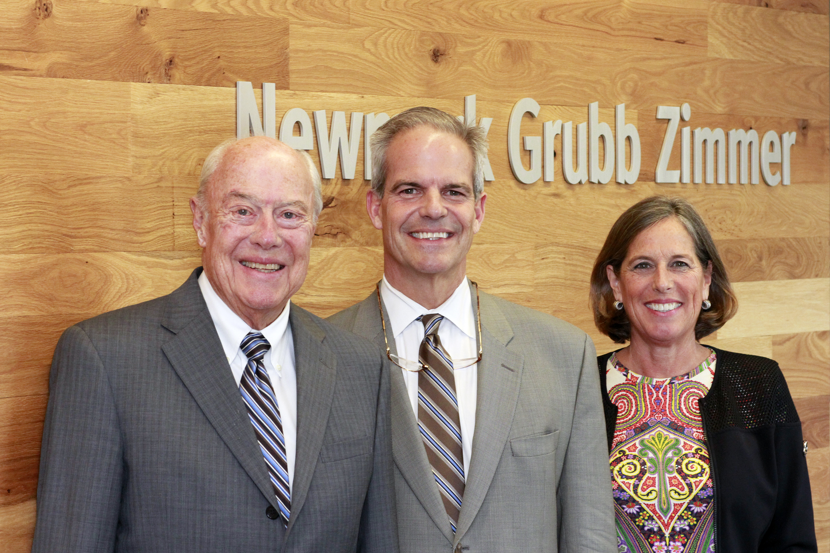 Business Leadership and Philanthropic Endeavors Yields Hall of Fame Award for Newmark Grubb Zimmer Family