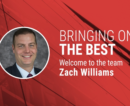 Zach Williams Joins Newmark Grubb Zimmer St. Louis Brokerage Team