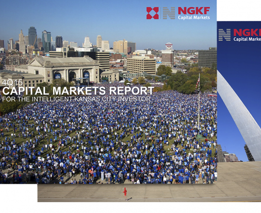 Newmark Grubb Zimmer Commercial Real Estate Fourth Quarter 2015 NGKF Capital Markets Report