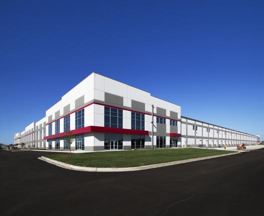 Newmark Grubb Zimmer Sells Region's Most Modern Industrial Building